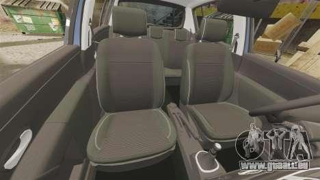 Renault Clio III Phase 2 für GTA 4 Seitenansicht