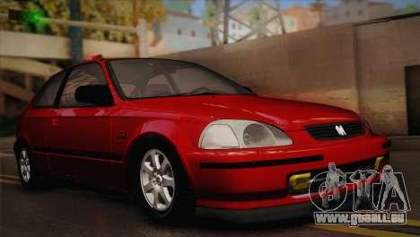 Honda Civic 1.4is TMC pour GTA San Andreas
