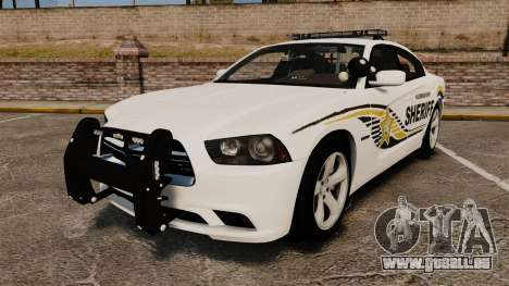 Dodge Charger RT 2012 Police [ELS] pour GTA 4