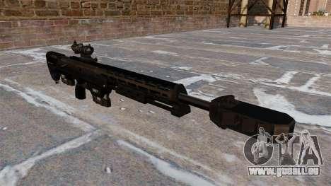 DSR-Precision GmbH DSR-50-Scharfschützengewehr für GTA 4