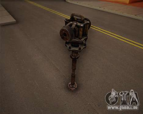 Mutant bat de Fallout 3 pour GTA San Andreas