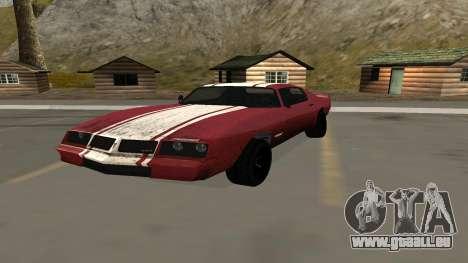 Phoenix von GTA V für GTA San Andreas