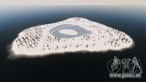 Emplacement de Wonderland Arctique pour GTA 4