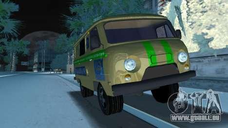 Collection UAZ-3741 pour GTA Vice City