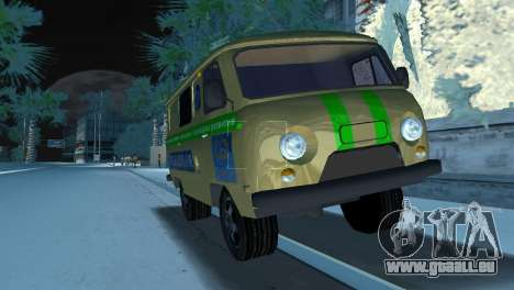 UAZ-3741-Sammlung für GTA Vice City