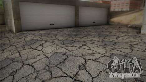 Garage in Dorothy für GTA San Andreas her Screenshot