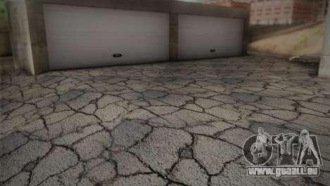 Garage dans Dorothy pour GTA San Andreas quatrième écran