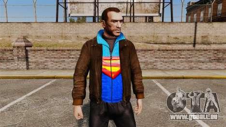 Collection de Superman pour GTA 4 secondes d'écran