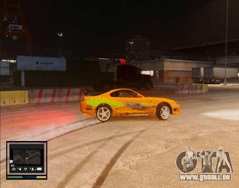 Map V Style pour GTA 4 secondes d'écran