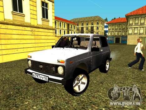 VAZ 21214 für GTA San Andreas
