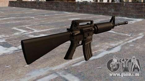 Automatische Colt M4A1 carbine für GTA 4 Sekunden Bildschirm