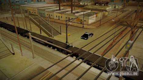 GTA HD Mod 3.0 pour GTA San Andreas cinquième écran