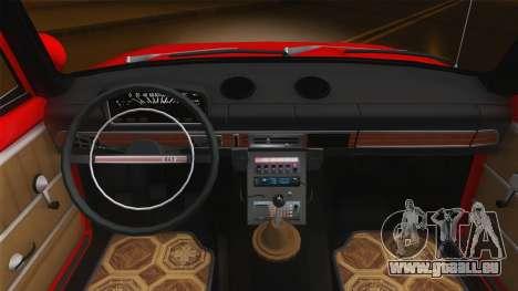 VAZ 21011 Brandschutz für GTA San Andreas Seitenansicht