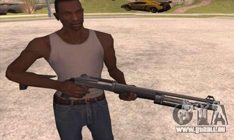 Die Flinte aus der Left 4 Dead 2 für GTA San Andreas dritten Screenshot