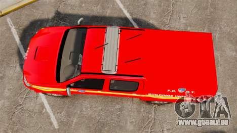 Toyota Hilux FDNY [ELS] für GTA 4 rechte Ansicht