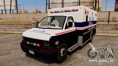 Brute NCIS [ELS] für GTA 4