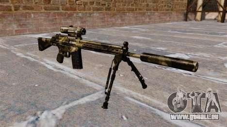 HK G3 Automatisches Gewehr für GTA 4