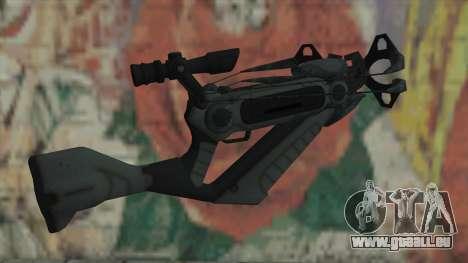Armbrust von Timeshift für GTA San Andreas zweiten Screenshot