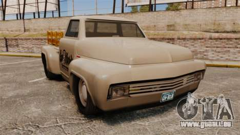 Hot Rod Truck Gas Monkey v2.0 für GTA 4