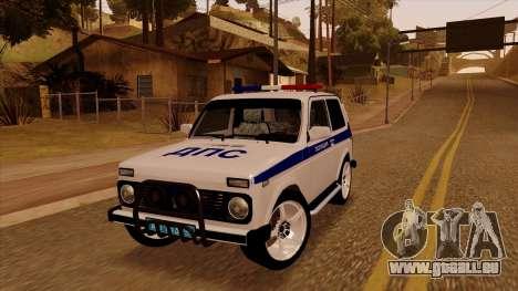 21213 Niva STR pour GTA San Andreas