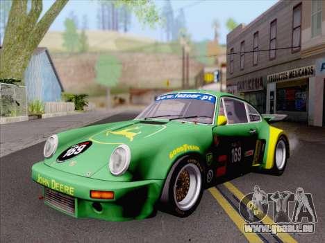 Porsche 911 RSR 3.3 skinpack 6 pour GTA San Andreas