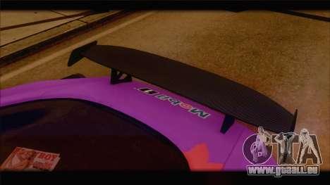 Aston Martin V12 Zagato 2012 [HQLM] pour GTA San Andreas salon
