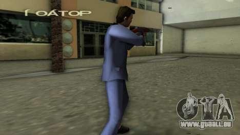 Vz-58 für GTA Vice City fünften Screenshot