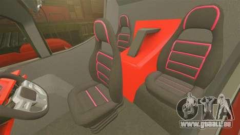 Pro Track SR2 Firetruck [ELS] für GTA 4 Innenansicht