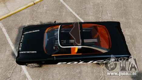 Ford Forty Nine Concept 2001 Police [ELS] pour GTA 4 est un droit