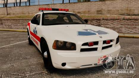 Dodge Charger First Responder [ELS] pour GTA 4