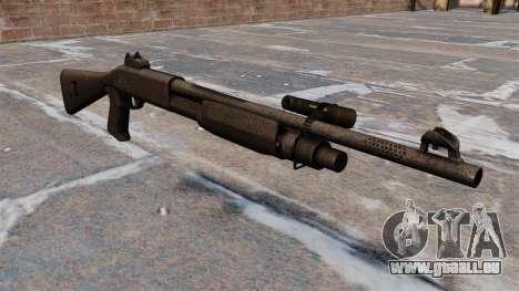 Fusil de chasse Benelli M3 Super 90 pour GTA 4