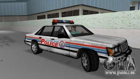 BETA Police Car pour GTA Vice City