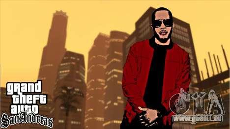 Loadscreens American Rap pour GTA San Andreas troisième écran