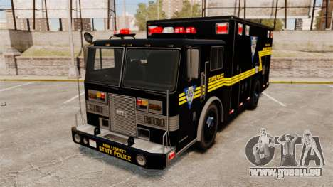 Hazmat Truck NLSP Emergency Operations [ELS] pour GTA 4