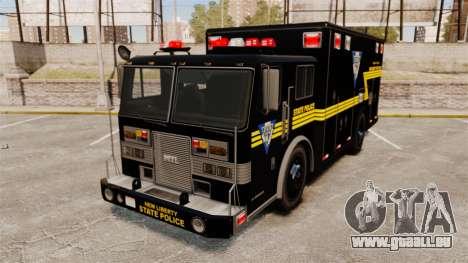 Hazmat Truck NLSP Emergency Operations [ELS] für GTA 4