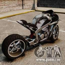 GTA IV TLAD Double v2 pour GTA 4 est une gauche