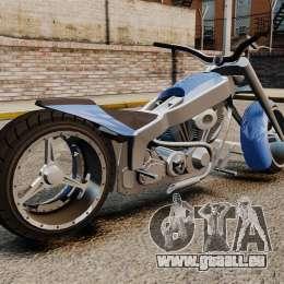 GTA IV TLAD Innovation für GTA 4 linke Ansicht