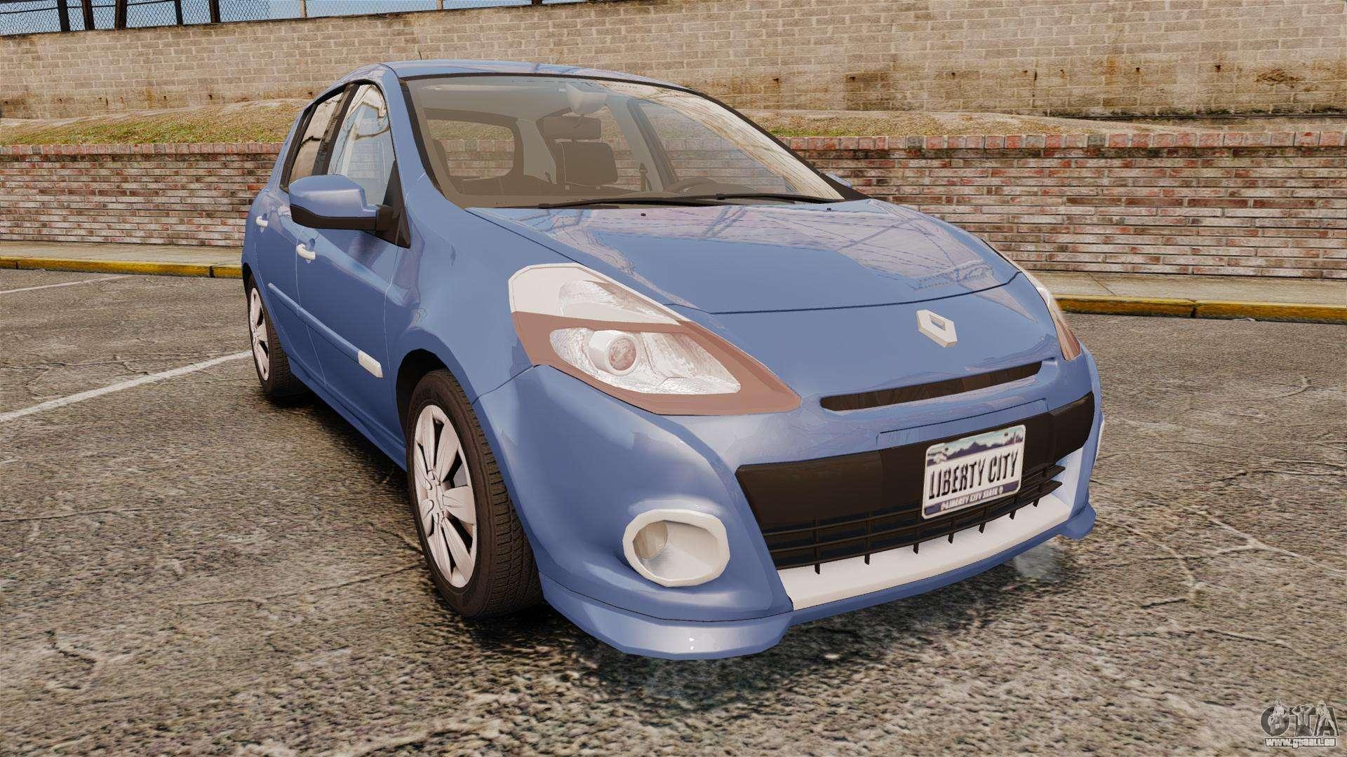 City Car Driving Clio