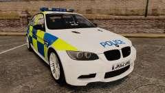 BMW M3 British Police [ELS]