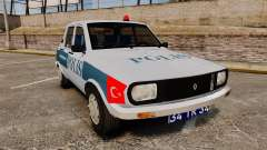 Renault 12 Turkish Police [ELS]