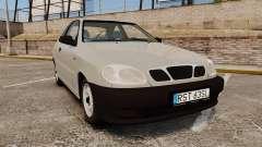 Daewoo Lanos S PL 1997