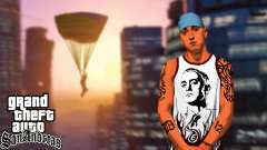 Loadscreens American Rap pour GTA San Andreas