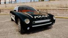 Ford Forty Nine Concept 2001 Police [ELS]