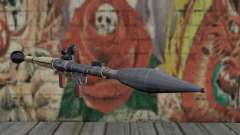 Lanceur de missiles d'un harceleur