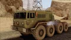 MAZ-535 für GTA San Andreas