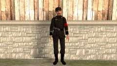 Faschistischen Soldaten