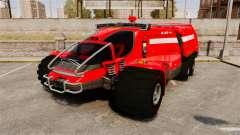 Pro Track SR2 Firetruck [ELS]