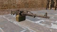 Usage général machine gun 6P 41