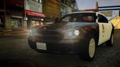 Dodge Charger LAPD 2008 pour GTA 4