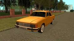 GAZ 3102 Wolga für GTA San Andreas